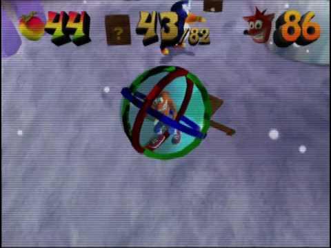 Aninimal Book: Crash Bandicoot The Wrath Of Cortex: Level 14 - Eskimo ...