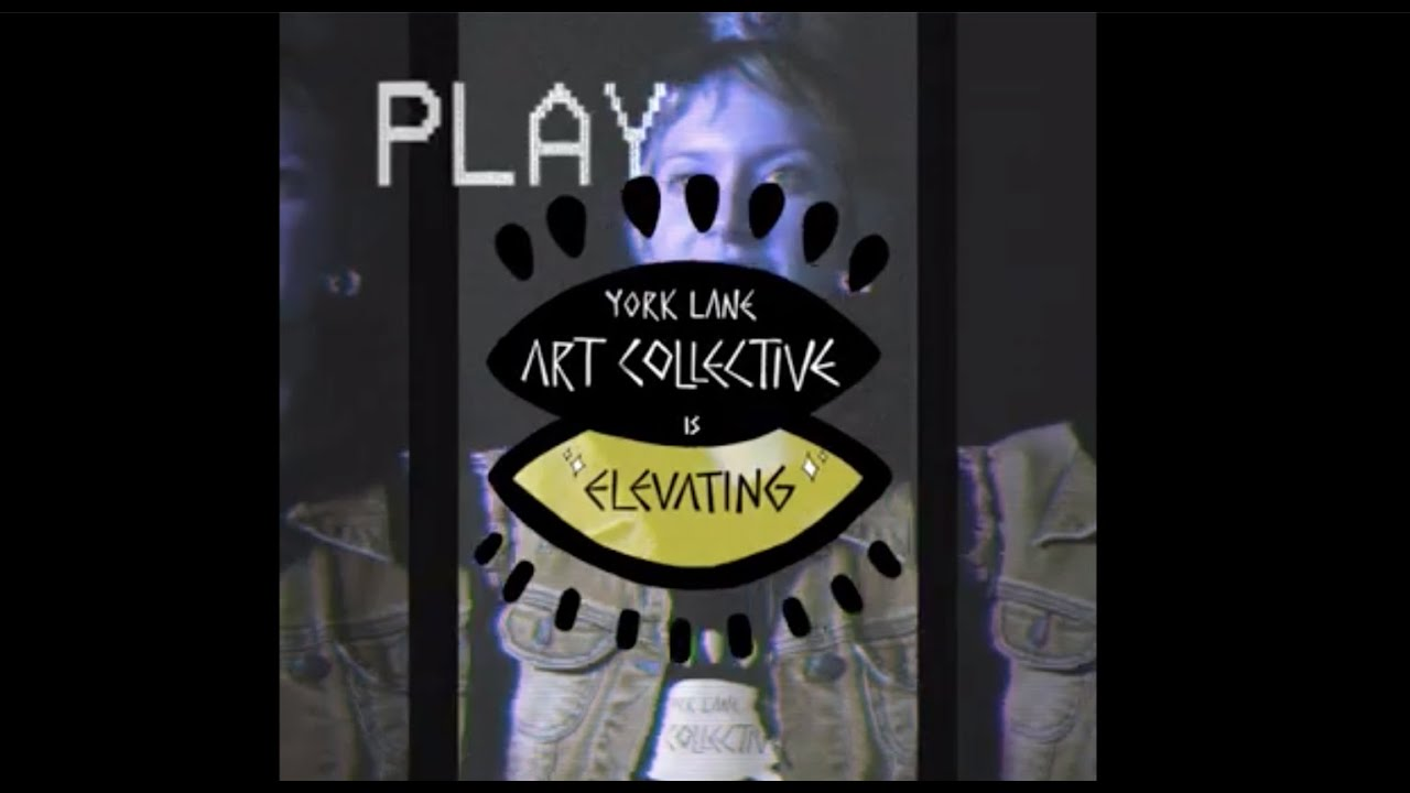 This is just the beginning... | York Lane Art Collective | Is Elevating. Part.1