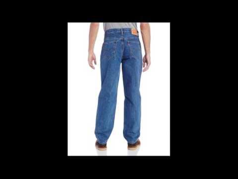 94629c94 Levi's Men's 560 Comfort-Fit Jean - YouTube