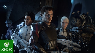 MASS EFFECT™: ANDROMEDA – Official Cinematic Trailer #2