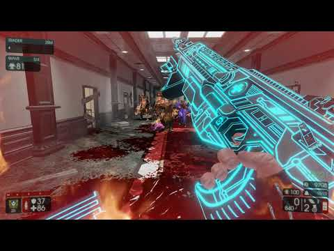 Killing Floor 2 HoE 24 Max Famas+401 Gameplay Beta 1 |