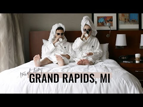 Grand Rapids, MI Travel Diary | Maddy Corbin