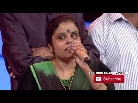 Manninkural female | Vaikom Vijayalakshmi | Mirchi music awads south 2015