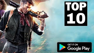 Top 10 High Graphics Android Games 2019 |Under 500Mb|