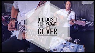 Dil Dosti Duniyadari title song | Instrumental cover by Shubham Kolekar
