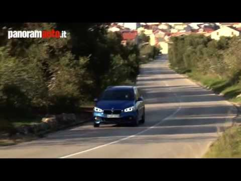 bmw serie 2 gran tourer compatta da 7 posti video - youtube