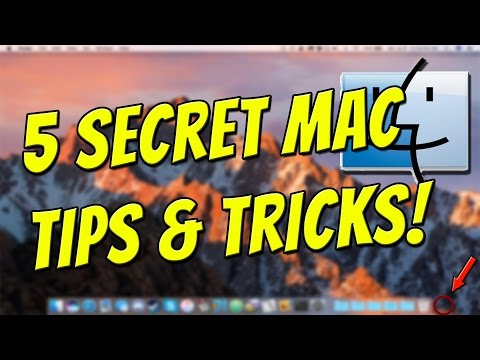 5 Secret Mac Tips & Tricks That You Should Check Out!