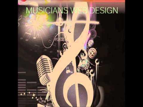 Musicians Web Design - Music Business Websites - Concert & Event Websites - Artist Website