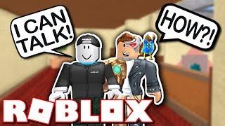 ESTE CONVIDADO PODE FALAR?! (Roblox Murder Mystery 2)