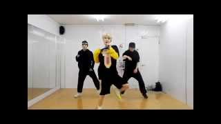 SHAKE THAT BRASS - AMBER (cover dance by kate from g(x))