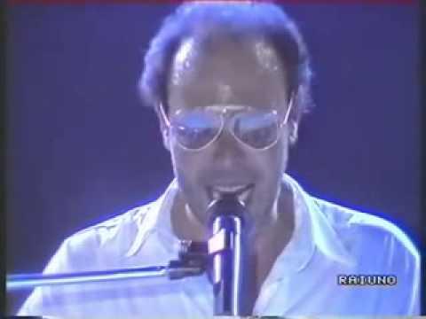 Antonello Venditti  LILLY live 1988