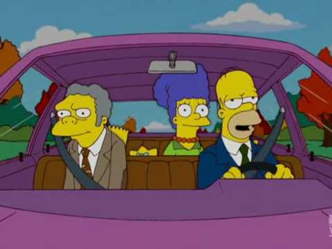 Homer - Don't drink and drive