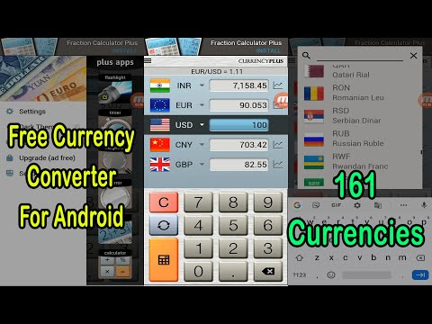 Best Currency Converter (Currency Converter Plus Free With Accurate) For Android Mobile Or Tablet