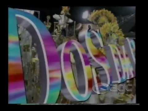 Chamada Carnaval da Manchete - 1994