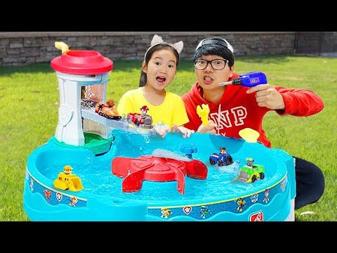 Boram Paw Patrol WATER TABLE
