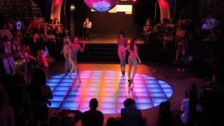 команда Эйфория, стрип группы, 6 ой Dance Star Festival Любители 27 апреля 2014
