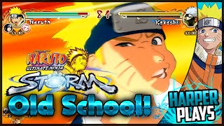 Old School (Capítulo 1): Naruto Ultimate Ninja Storm