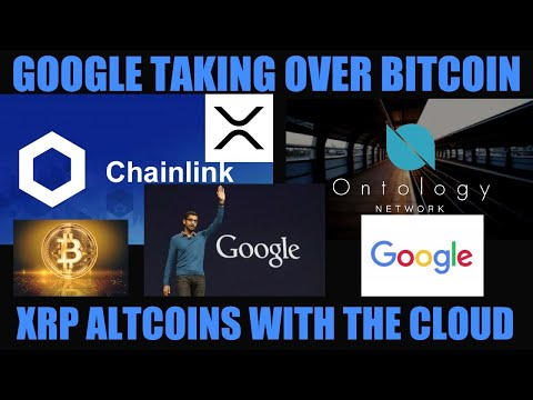 ENCODE MESSAGE! GOOGLE TAKING OVER BITCOIN XRP ALTCOINS WITH THE CLOUD!