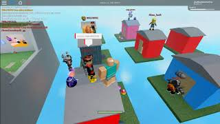My first time Recording a Video on Youtube!, Horrific Housing - ROBLOX