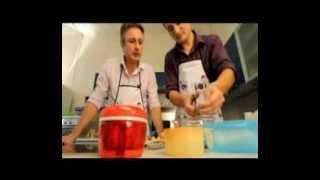 Готовим с Tupperware - Салат Курица с ананасами Рецепт