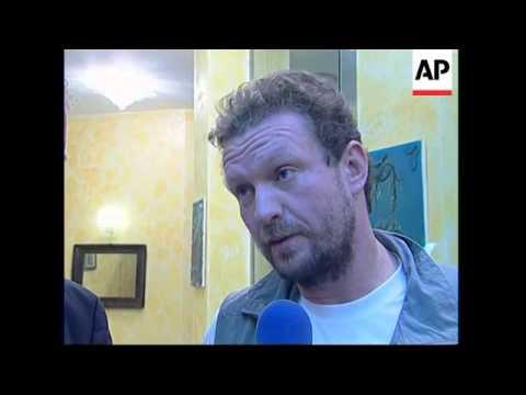 German aid workers describe arrest ordeal