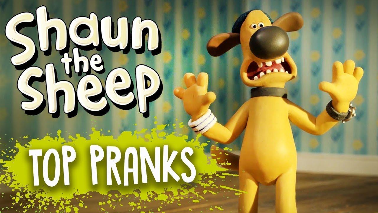 Shauns Top Pranks - Shaun the Sheep