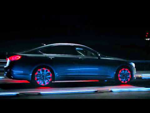 Control The Light 2015 Hyundai Genesis HTRAC AWD
