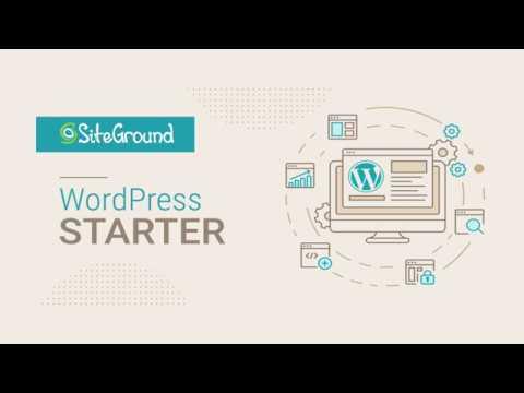 Starting WordPress sites on SiteGround Just Got Easier