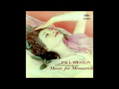 Paul Weston Music For Memories Vol. 2 13 out of 24 GMB