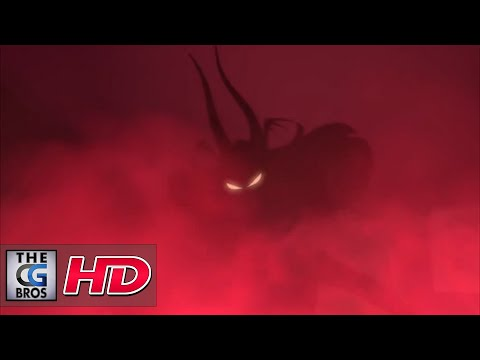 """CGI Animated Short  : """"The Colors of Evil"""" by Alyse Miller & Phillip Simon"""