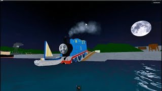 THOMAS Y AMIGOS Bean mini ferrocarril y The Naughty Gauge Exhibition Roblox