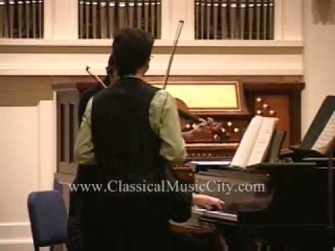 Kim Kashkashian Coaching on Brahms Sonata