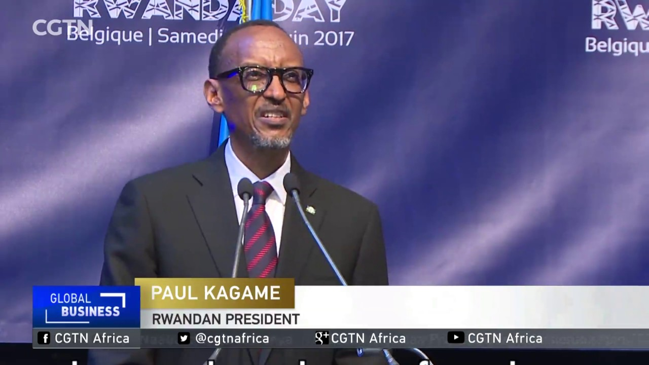 Rwandan president calls for Africa, Europe to work together
