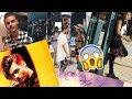 Abraham Mateo Haciendo El VídeoClip De Loco Enamorado Con Farruko Y Christian Daniel mp3