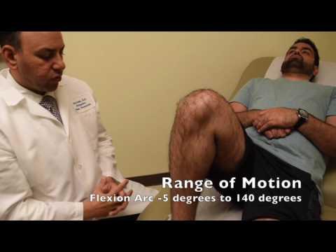 Sports Medicine (orthopedic) Knee Physical Exam