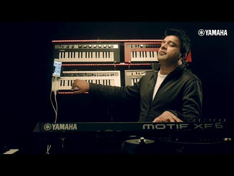 Yamaha Reface video by Yamaha Artist Stephen...