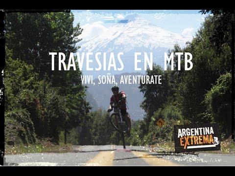 Doble Cruce de la Cordillera de los Andes en Mountain Bike - Argentina Extrema
