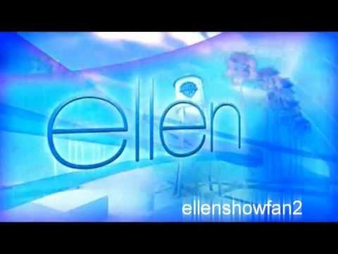 The Ellen DeGeneres Show Theme Song (no audience) NEW LINK!