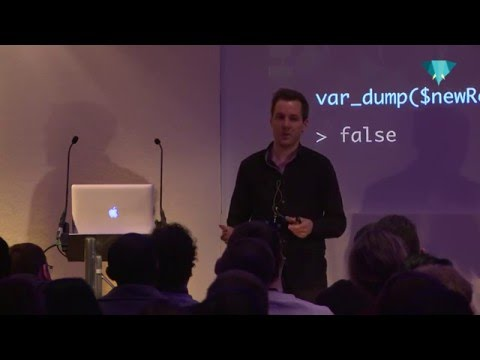 PHP UK Conference 2016 - Hannes Van De Vreken - PSR 7 HTTP Messages In the Wild