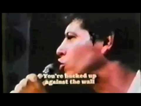 Circle Jerks - Back Against the Wall
