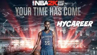 NBA2K15 MyCareer #1: Going Undrafted