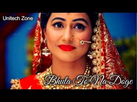 ❤ Mere Pyar Ko Tum Bhula To Na Doge ❤ Female Version ❤ || Sad 😞 : Love ❤  WhatsApp Status Video ❤