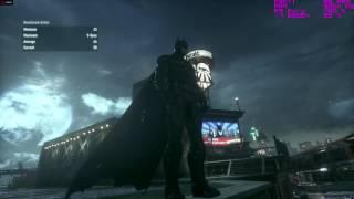 [4K - PC R9 Fury] Batman Arkham Knight - Max / Ultra Settings - 2160p Benchmark Gameplay
