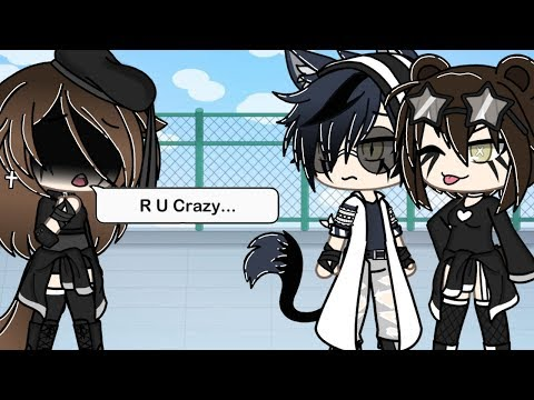 R U Crazy/Music video/Gacha life