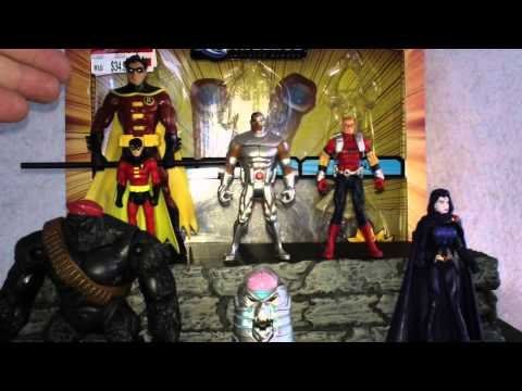 Robs Rogues 66 - Mallah's Revenge - DC Universe Infinite Heroes Crisis  6-Pack