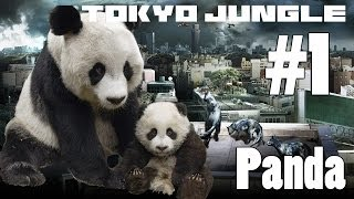 Tokyo Jungle: Panda Survive over 100 years  Part 1 of 4