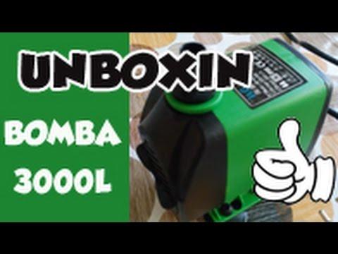 Unboxin bomba de agua 3000 litros econ mica y potente for Estanque 3000 litros