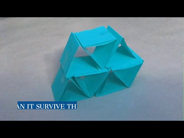 Wacky Science Wednesday: Why the Triangle Is the Strongest Shape
