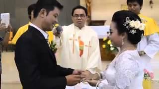 pemberkatan Cincin perkawinan