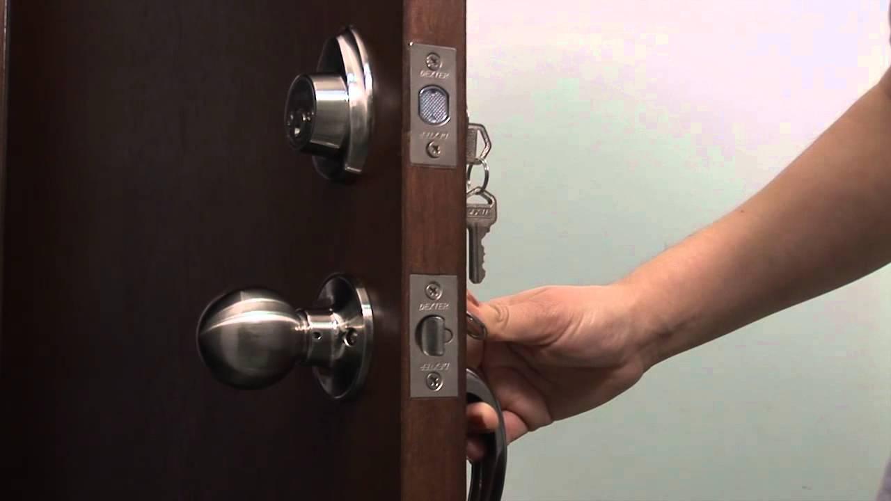 Cerraduras dexter seguridad que da confianza cerraduras - Cerradura seguridad puerta ...